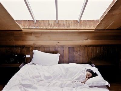 Endlich wieder schlafen wie ein Murmeltier