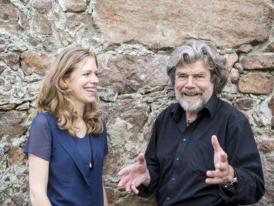 Edizione esclusiva - Castel Juval - Luogo di forza della famiglia Messner
