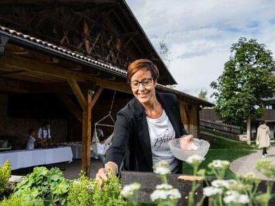 Pfösl's Kräuterbeete