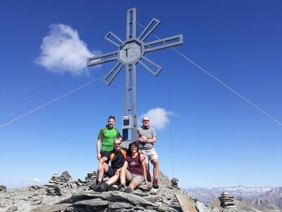 Moosstock auf 3000 m