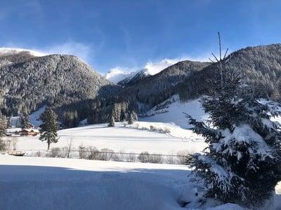 Winterwonderland in Gsies