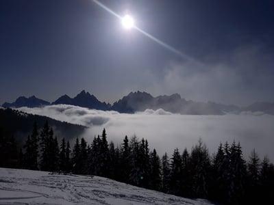 Schneeschuhtour zur Bonnerhütte