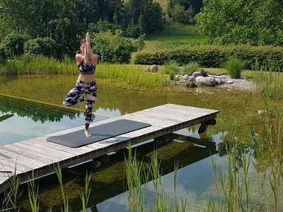 Yogatage mit Mathilde Höttl