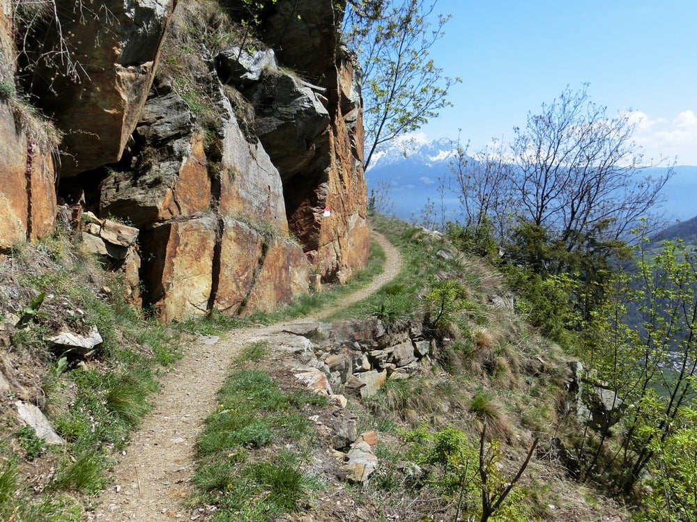 Montesole of Val Venosta - ideal hiking time!