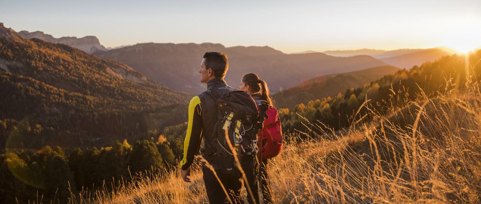 Goldener Herbst in Südtirol: Die Natur in der milden Jahreszeit genießen