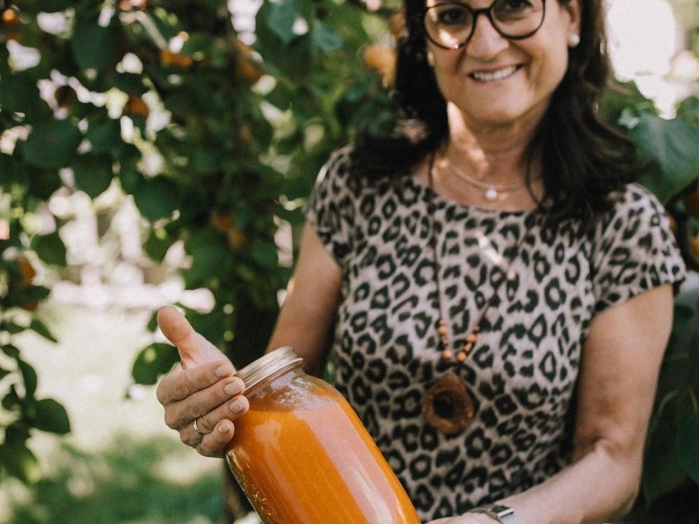 Val Venosta Apricot Jam