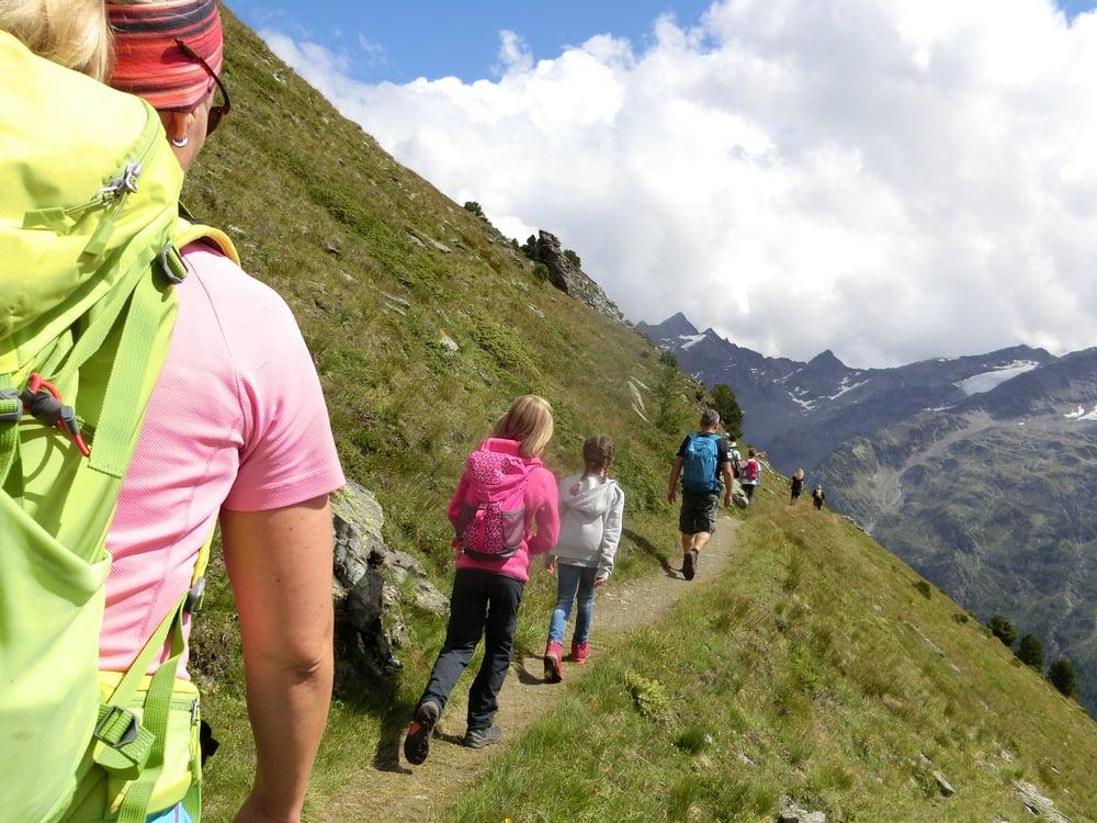Escursione nel Val Martello
