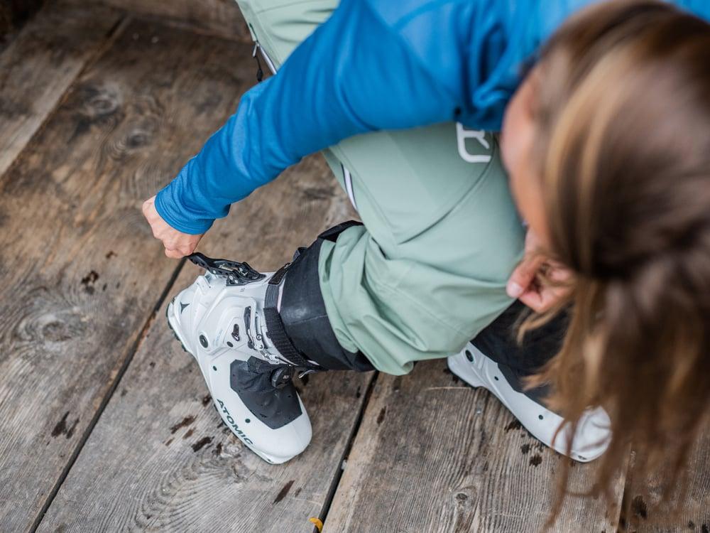 La giusta attrezzatura per fondisti e scialpinisti
