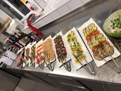 Party di cucina !!!