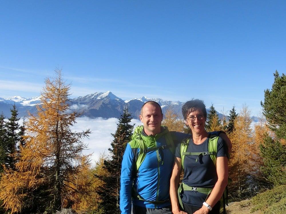 Wanderleiter Thomas & Margit