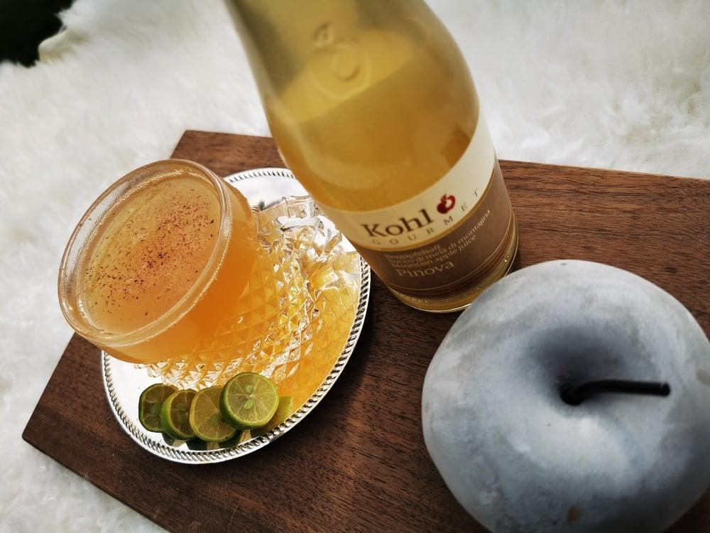 Vitalpina apple punch