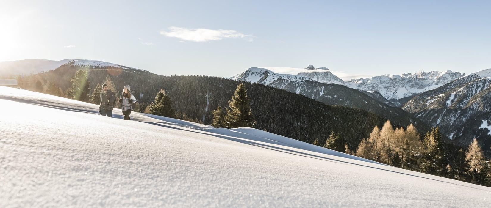 Vacanze invernali in Alto Adige