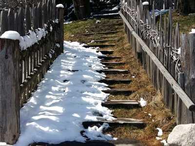 Frühlingsgefühle? ...oder doch Winter?