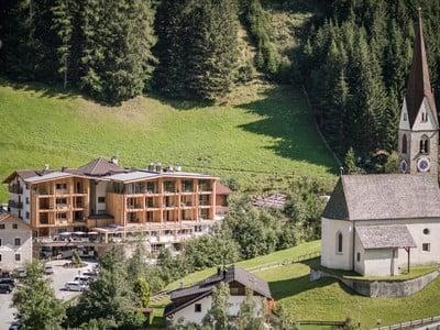 L'hotel di design naturale con valori speciali