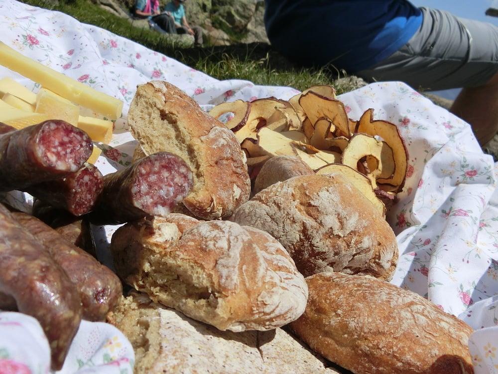 Summit picnic