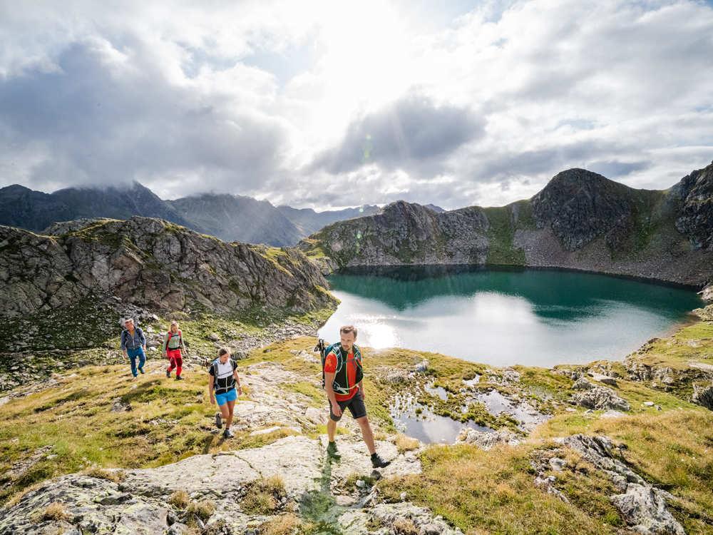 5 gute Gründe fürs Wandern