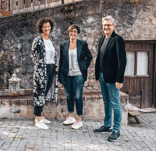 Eva & Brigitte Zelger, Daniel Mahlknecht