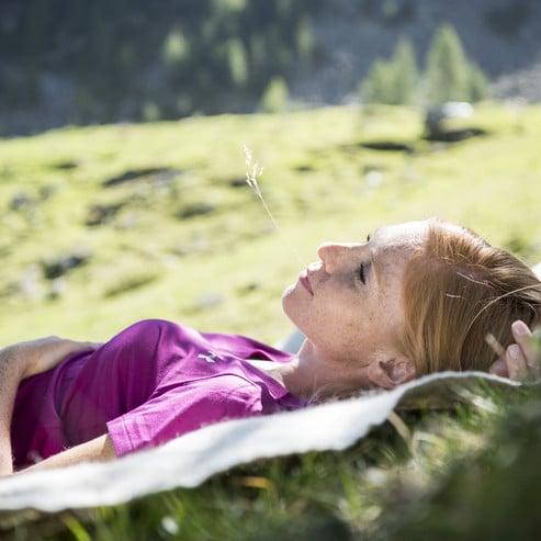 Completamente rilassati
