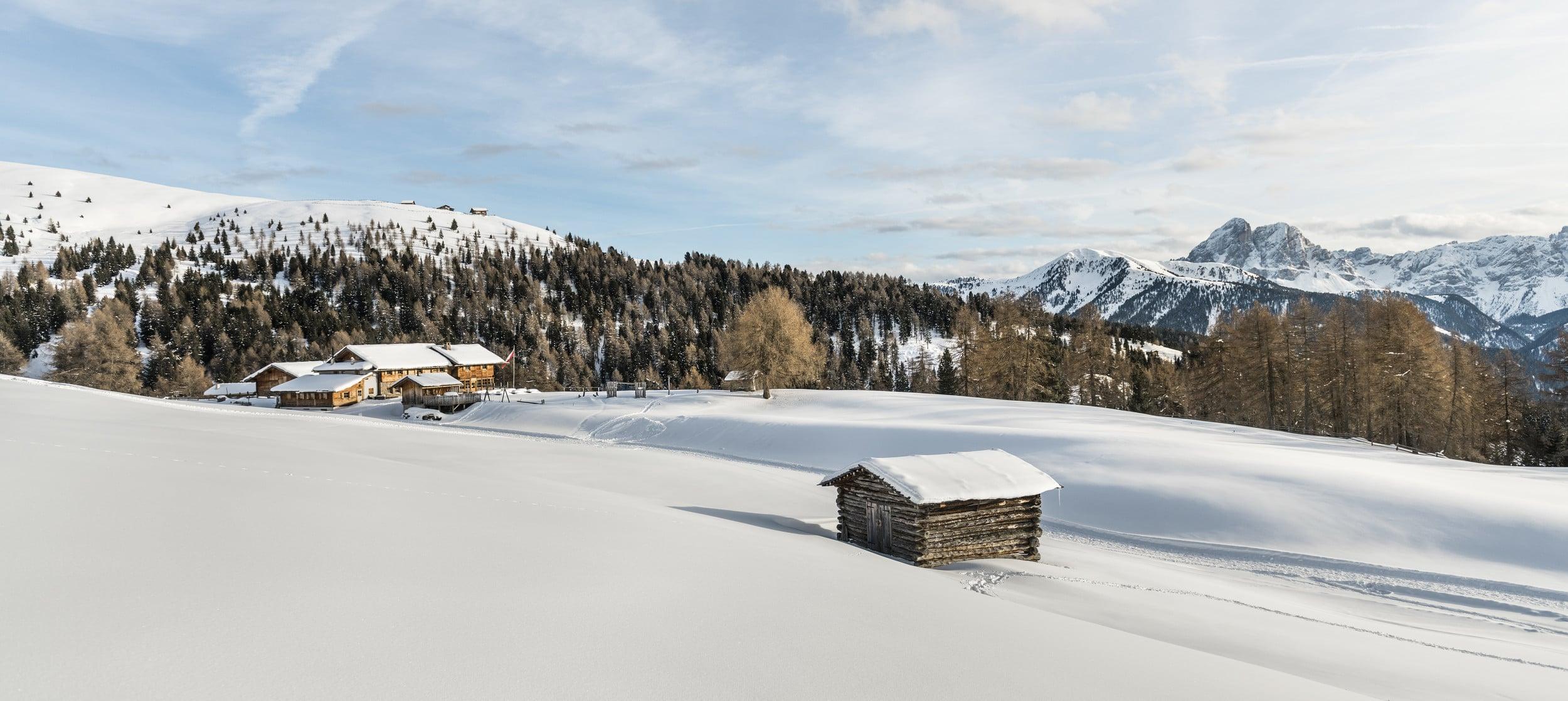 5 consigli per una vacanza invernale ecologica