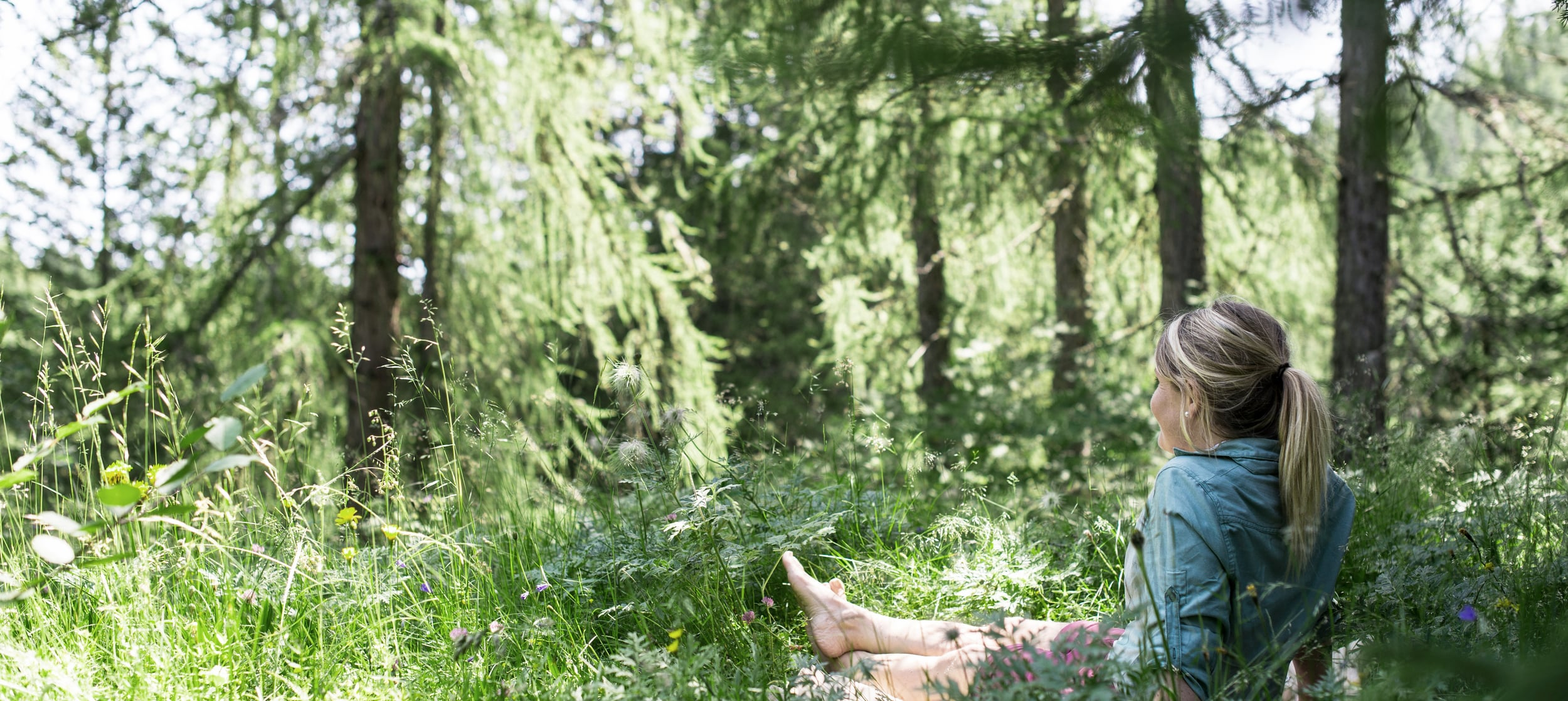 Wellbeing tips for when you're at home