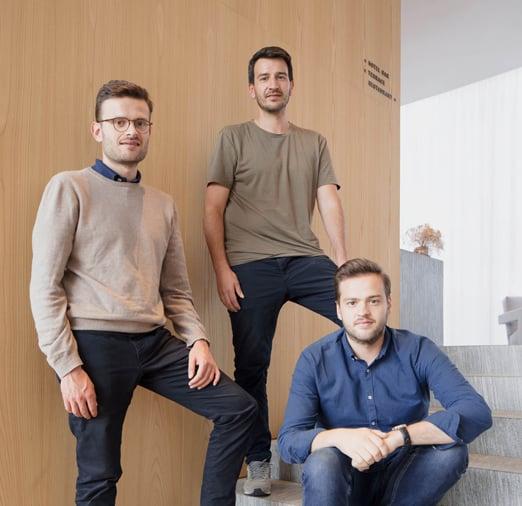 Martin, Tobias & Peter Schgaguler