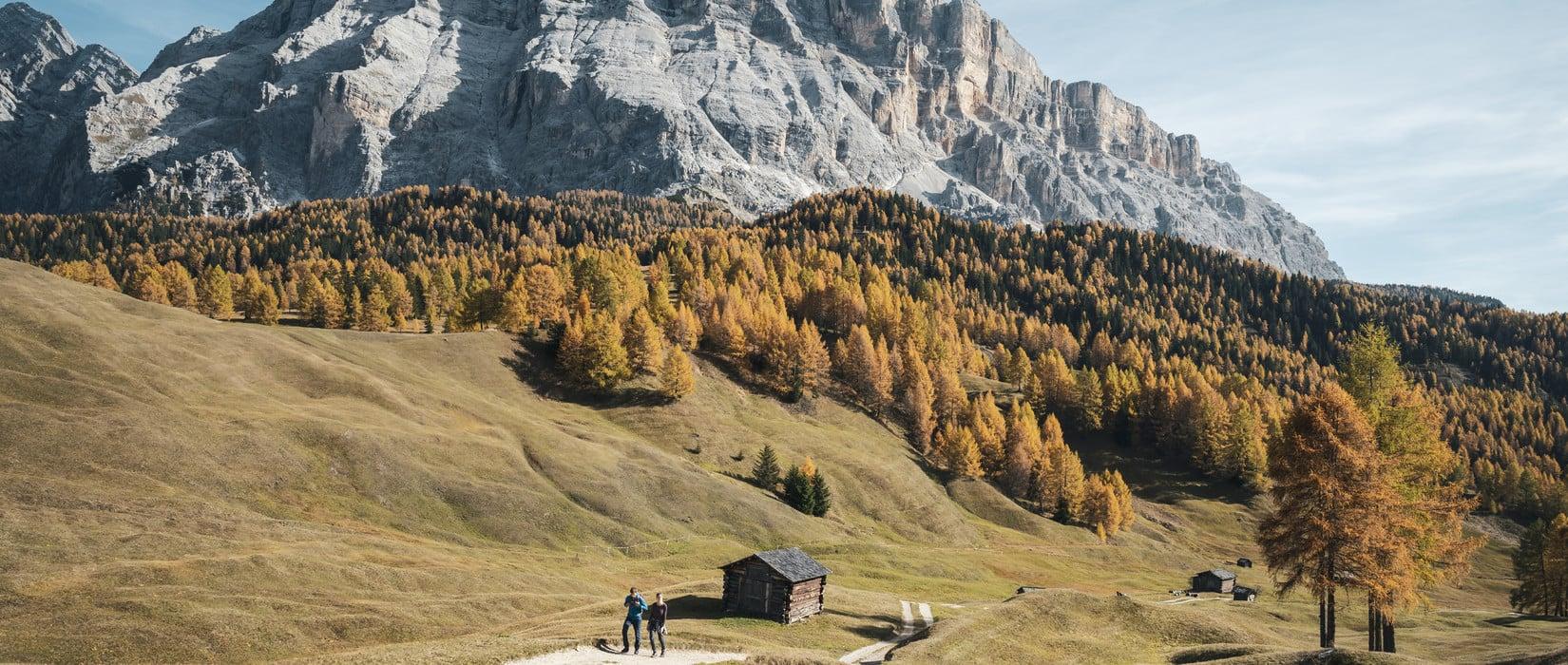 Alto Adige, emozioni d'autunno