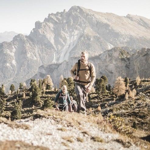 Almeno tre escursioni guidate la settimana