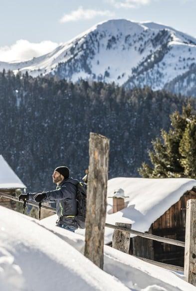 Almeno una volta a settimana il vostro albergatore Vitalpina sarà la vostra guida alpina