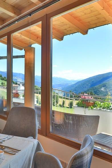 Il più piccolo hotel a 4 stelle della regione delle malghe Rio Pusteria