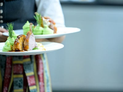 Cucina di prima classe alpina & vitale