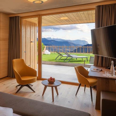 Luxury in nature's luxury