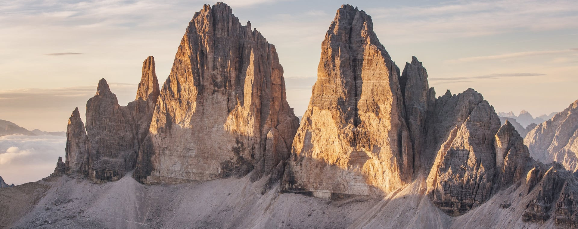 Dolomites: Legendary natural wonders