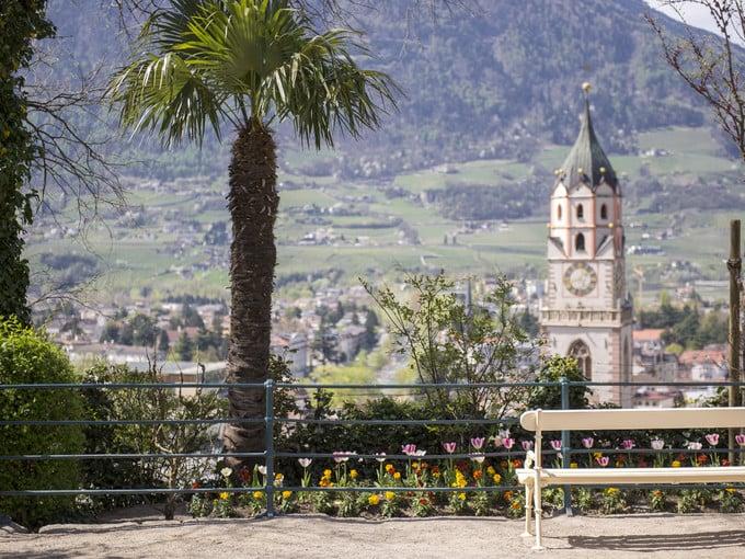 Merano e dintorni: Meraviglia tra montagne e palme