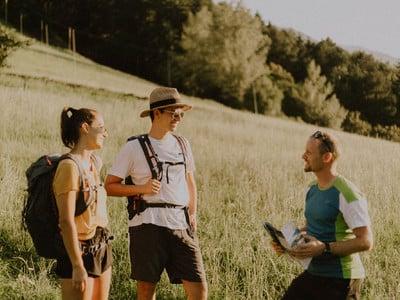 Escursioni autunnali sul Montesole