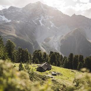 Hotel nella natura