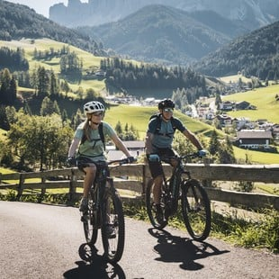 Staying Active in South Tyrol