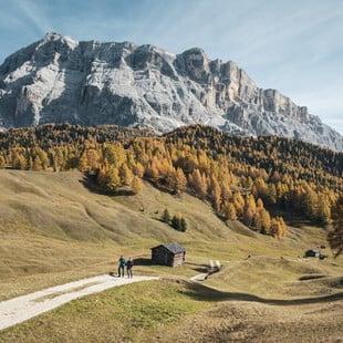 Hotel in the Italian Alps