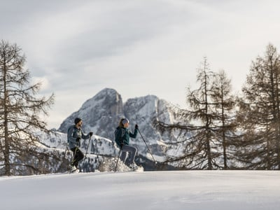 Winterwandern in Südtirol