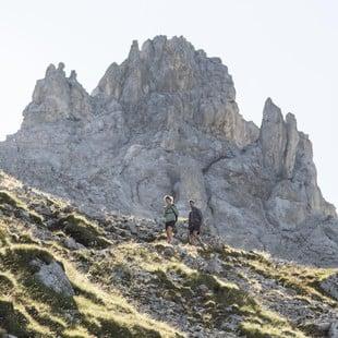 Vitalpina Hotels per escursioni in alta montagna