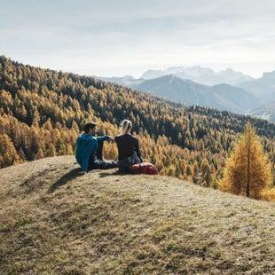 Vitalpina Hotels für den Herbst