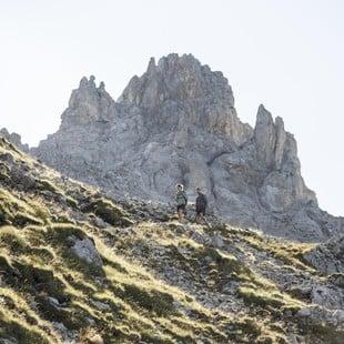 Vitalpina Hotels für hochalpine Wanderungen
