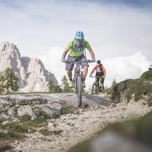 Hotels für Mountain- und E-Biker