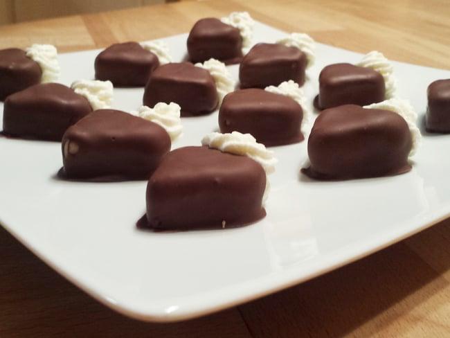 Recipe for Chestnut Hearts