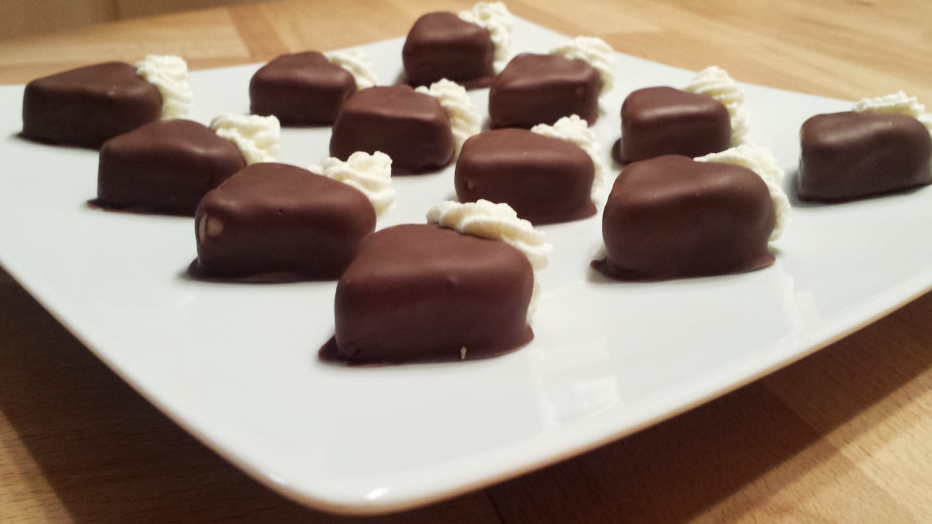 Recipe for Chestnut Hearts