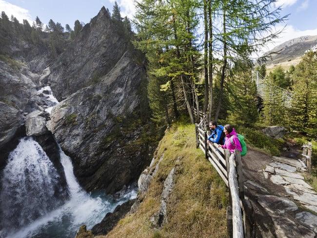 The undiscovered Vinschgau Valley