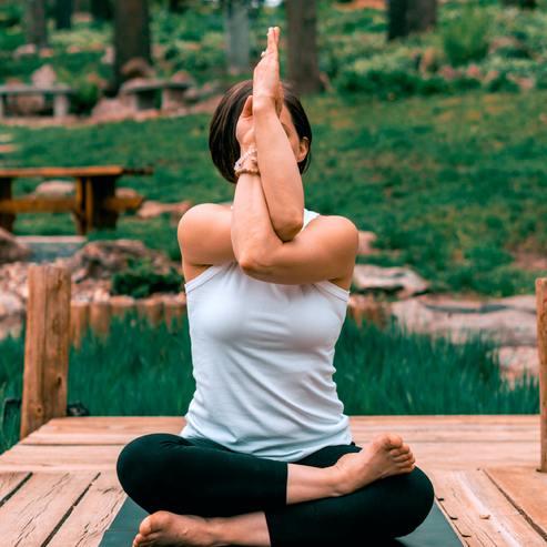 Oasi e pacchetti a tema yoga