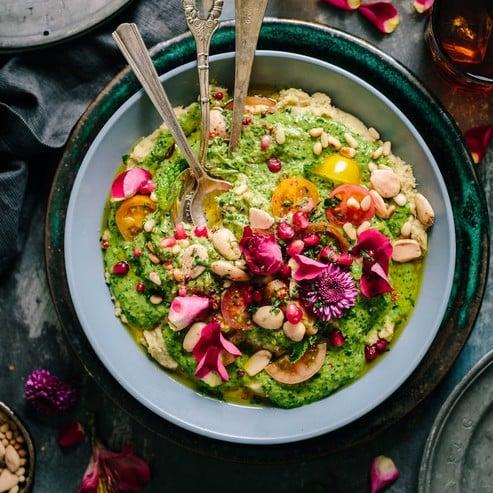 Balanced menus for conscious eating