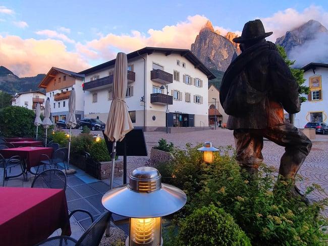 Il punto di partenza ideale nel Patrimonio UNESCO Dolomiti