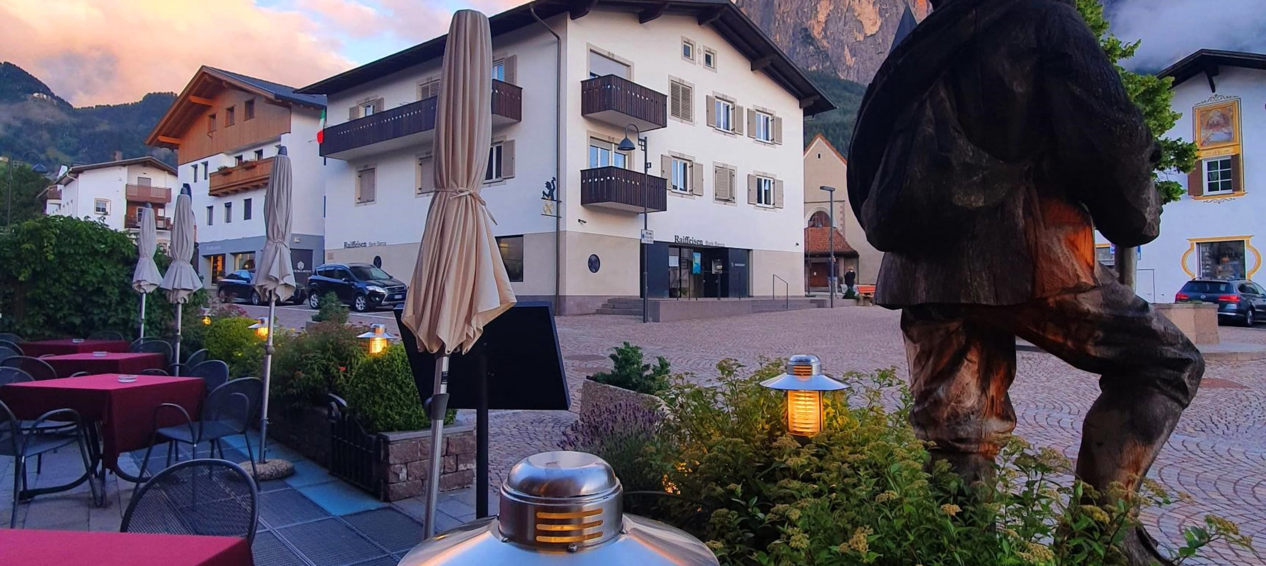 The perfect basecamp hotel in the Dolomites