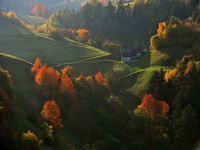 Impressioni durature fino a tardo autunno